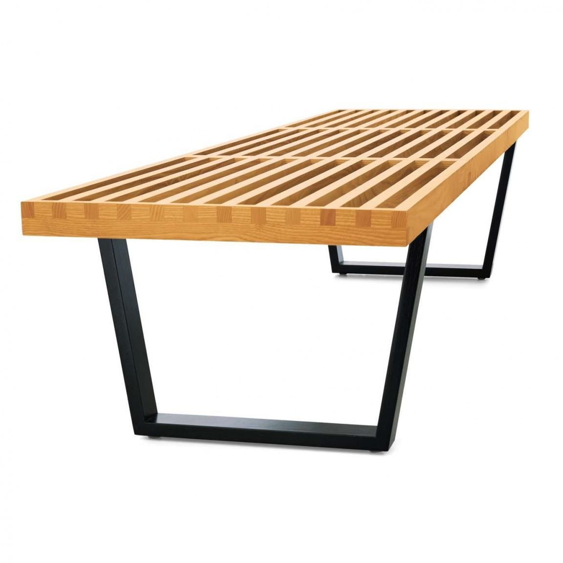 Nelson Bench Banco Vitra Ambientedirect Com # Muebles George Nelson