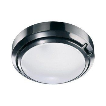 Luceplan - Metropoli D20/27.9 LED Leuchte  - aluminium/poliert/diffusor polycarbonat/H10cm Ø27cm / 3000K
