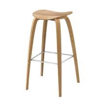 Gubi - 2D Counter Stool Gestell Holz