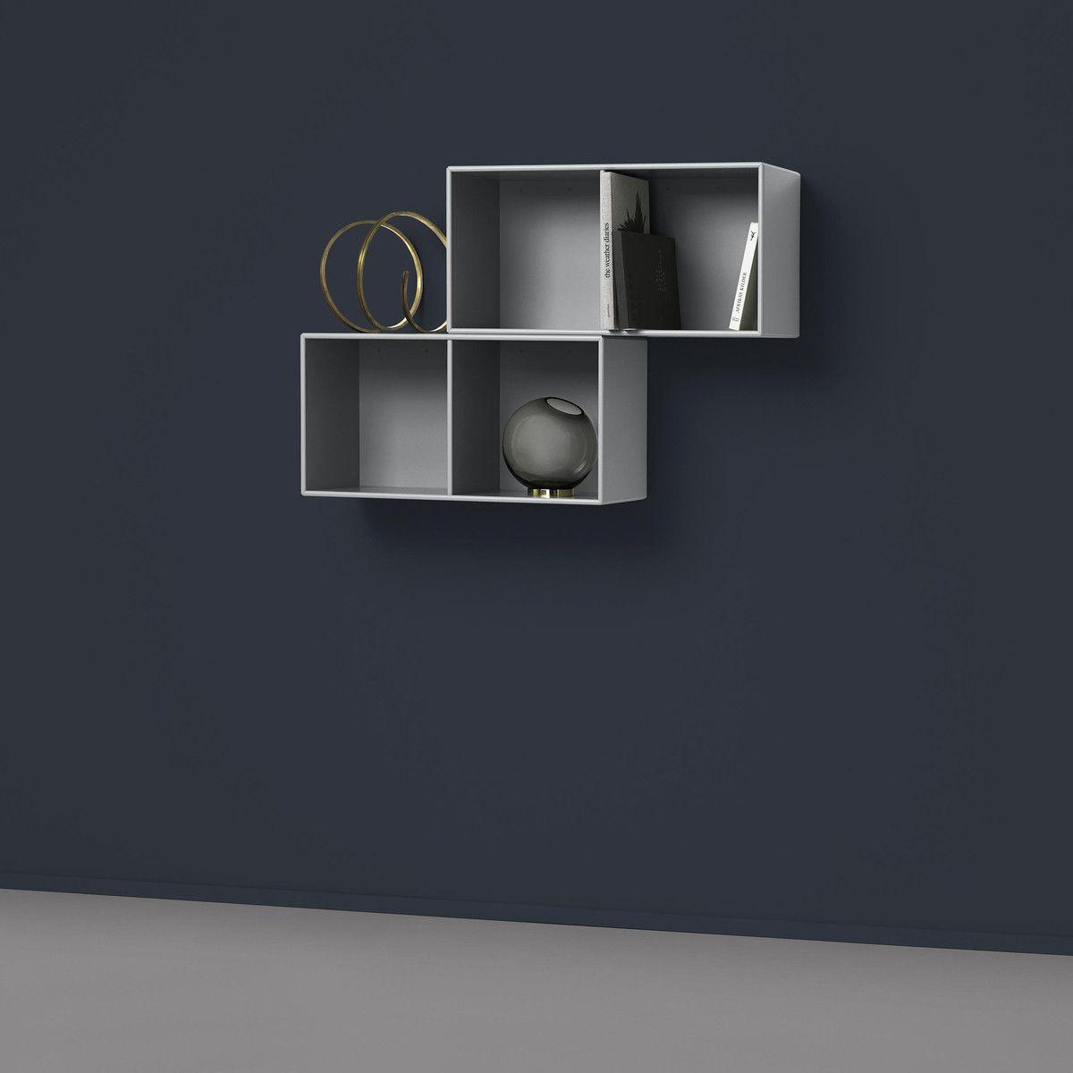 shift wall shelf 104 4x70 8x30cm montana novelties. Black Bedroom Furniture Sets. Home Design Ideas