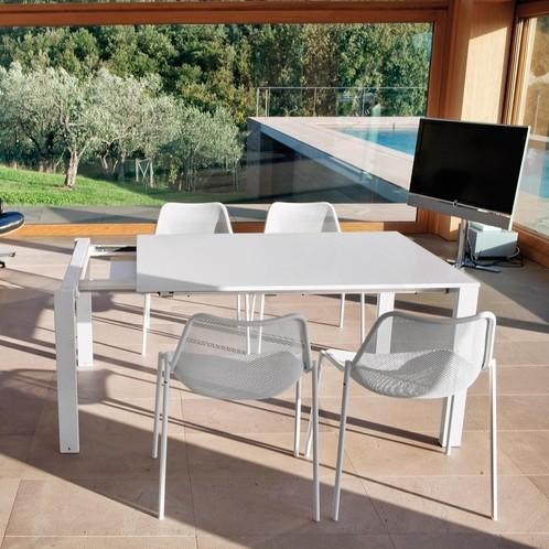 emu - Round Gartentisch ausziehbar
