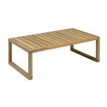 Skagerak - Virkelyst Outdoor Small Table 113x68x38cm