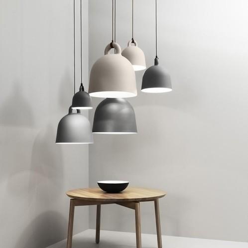 Normann Copenhagen - Bell Pendelleuchte 44 x 42