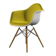Vitra - Chaise avec accoudoirs Eames DAW rembourré