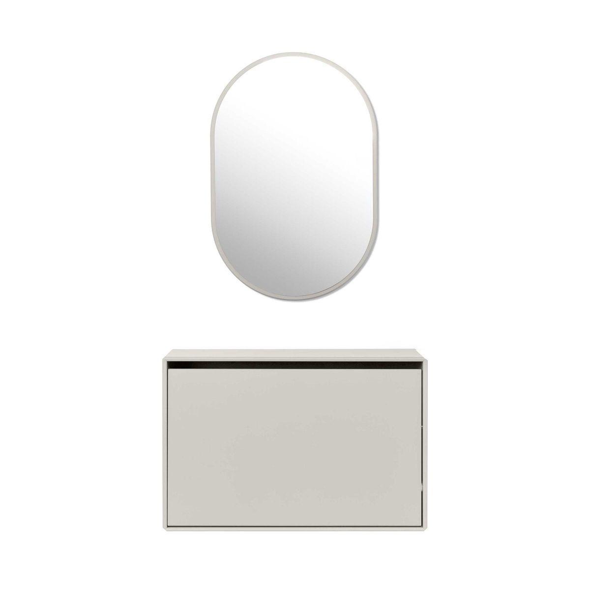 Hello schuhschrank mit spiegel montana for Spiegel id