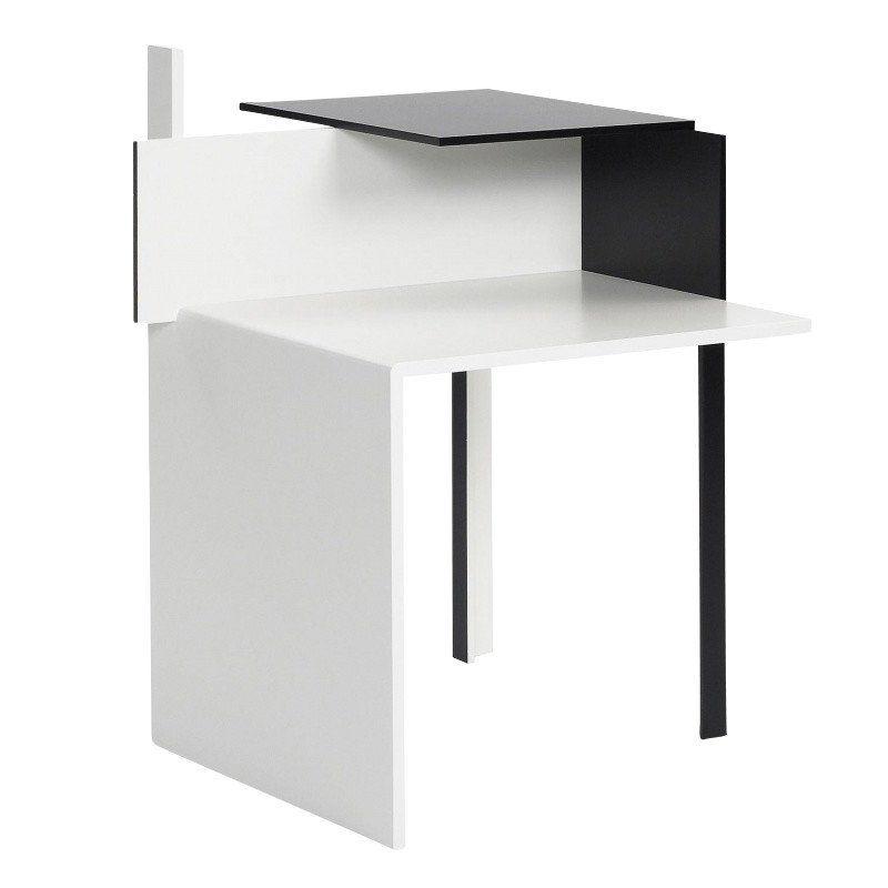 de stijl desserte classicon. Black Bedroom Furniture Sets. Home Design Ideas