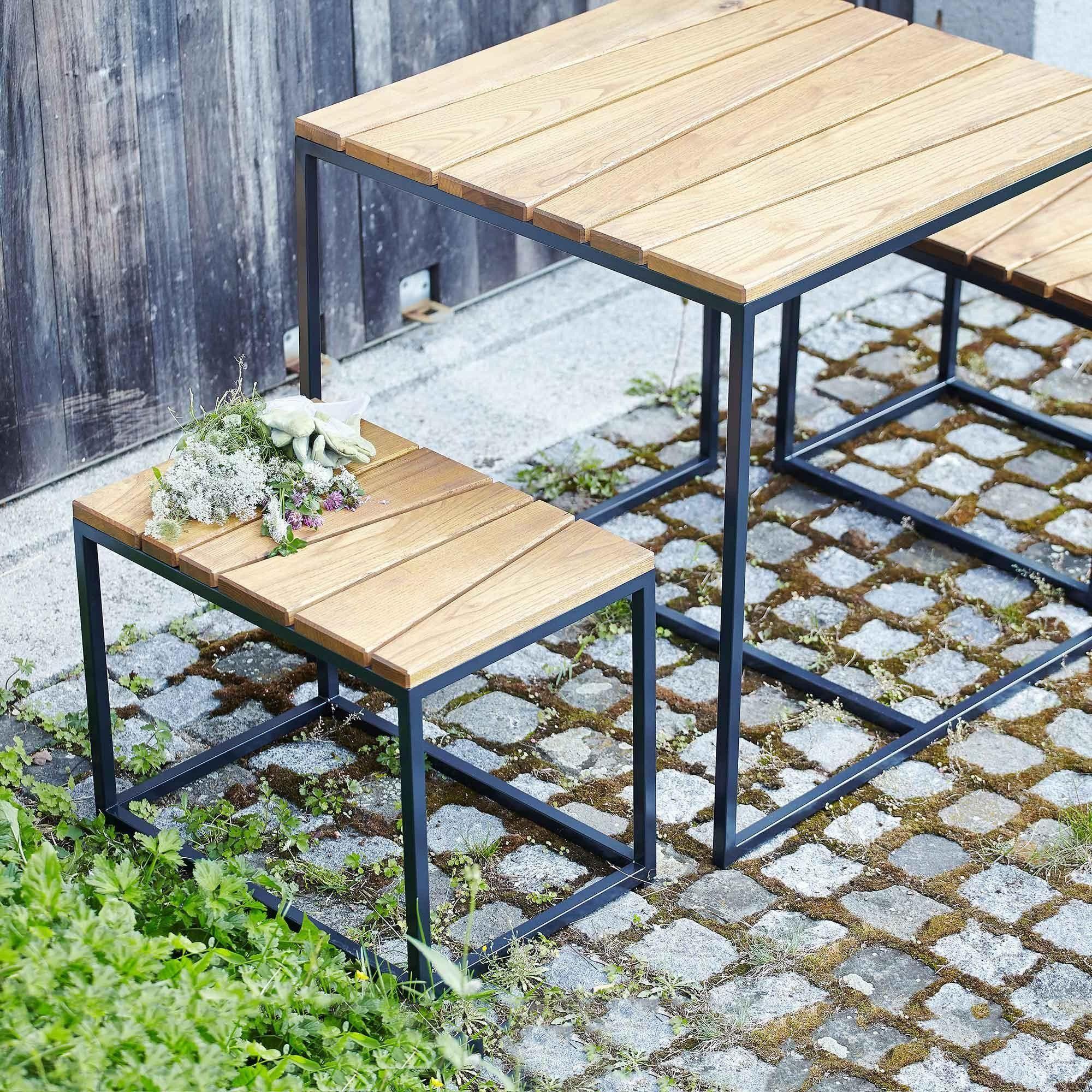 Jan Kurtz Alois Mini - Set de muebles de jardín | AmbienteDirect