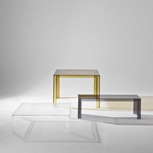 Kartell - Invisible Table Couchtisch