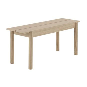 Muuto - Linear Wood Bank 110x34cm