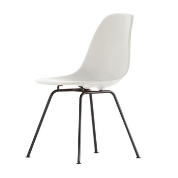 Vitra Eames Plastic Side Chair Dsx Gestell Schwarz Ambientedirect