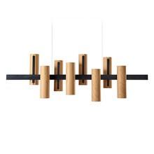 LZF Lamps - Black Note Keys LED pendellamp zwarte structuur