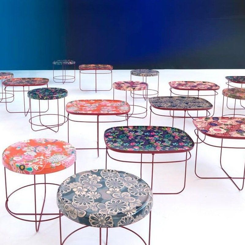 Ukiyo tisch rund moroso for Tisch japanisches design