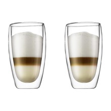 Bodum - Pavina Glass Set of 2