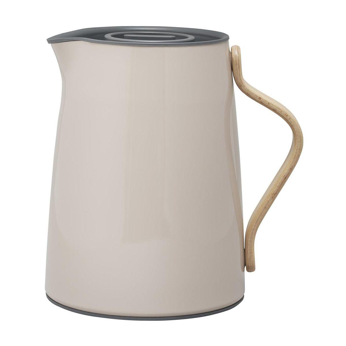 emma tea vacuum jug 1 0l stelton. Black Bedroom Furniture Sets. Home Design Ideas