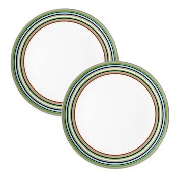 iittala - Origo Dessertteller 2 Stück - beige/Ø20cm