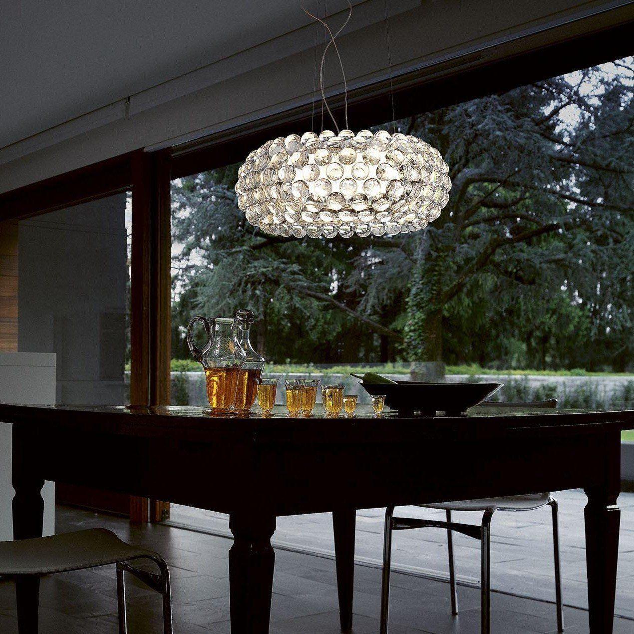 Foscarini Caboche Media Suspension Lamp | AmbienteDirect