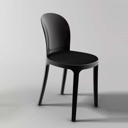 Magis - Vanity Chair Stuhl Schwarz