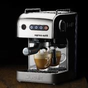 Dualit: Marques - Dualit - Dualit Espress Auto 3in1 - Machine à café
