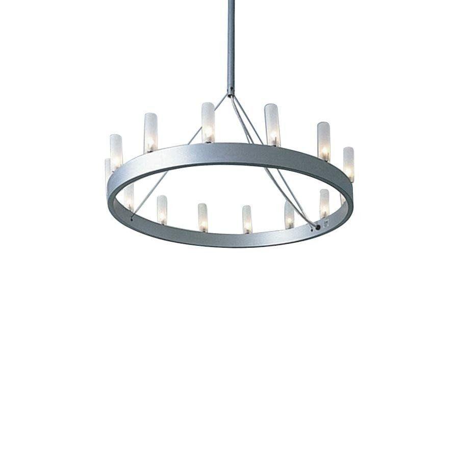 Fontana arte chandelier suspension lamp ambientedirect fontana arte chandelier suspension lamp grey 90cm aloadofball Images