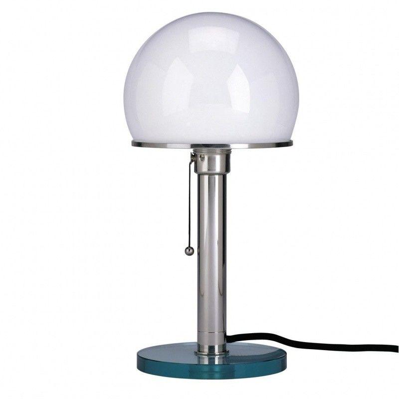 wagenfeld lampe de bureau tecnolumen luminaires. Black Bedroom Furniture Sets. Home Design Ideas