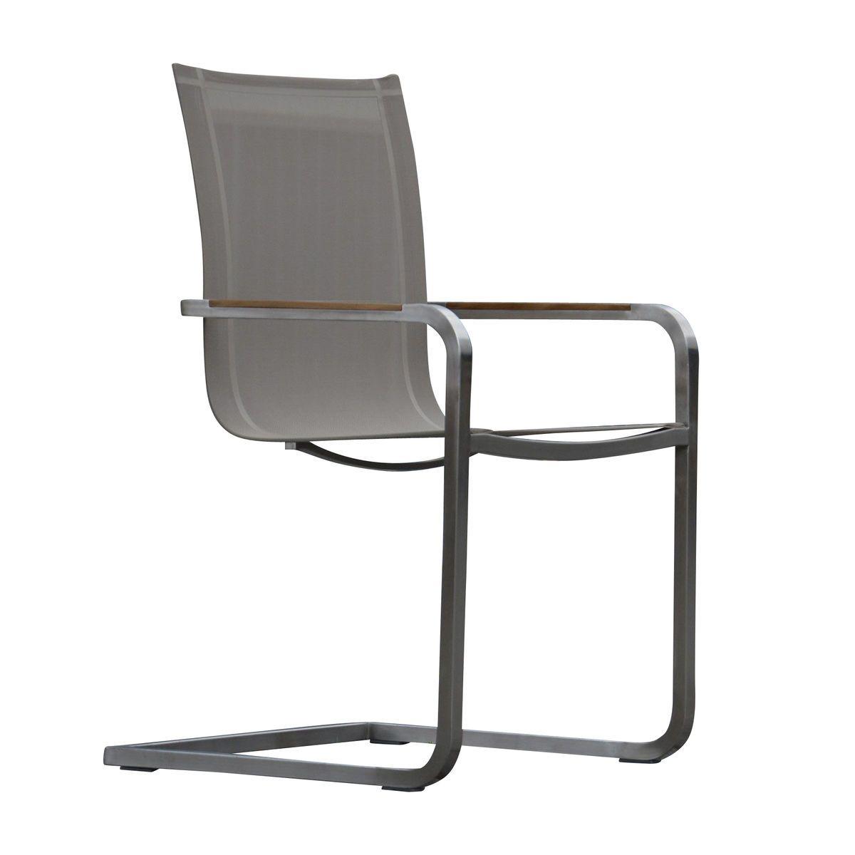 lux chaise cantilever chaise de jardin jan kurtz. Black Bedroom Furniture Sets. Home Design Ideas