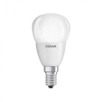 QualityLight - LED E14 BIRNE 270° OPAL 6W => 40W - opal/2700K/470lm/dimmbar