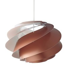 Le Klint - Le Klint Swirl Suspension lamp