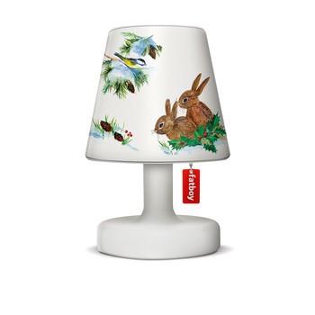 Fatboy - X-Mas Edition Edison the Petit Leuchte - bunny st. claire/H:25cm x Ø16cm/Cappie geschenkt