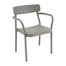 emu - Chaise de jardin avec accoudoirs Grace