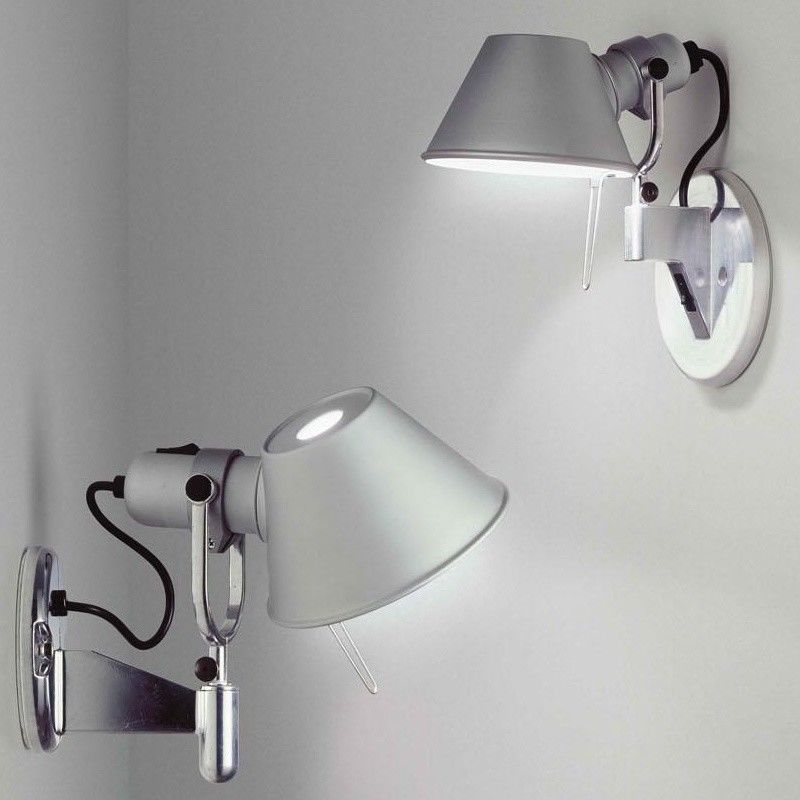 tolomeo faretto e27 wall lamp artemide. Black Bedroom Furniture Sets. Home Design Ideas