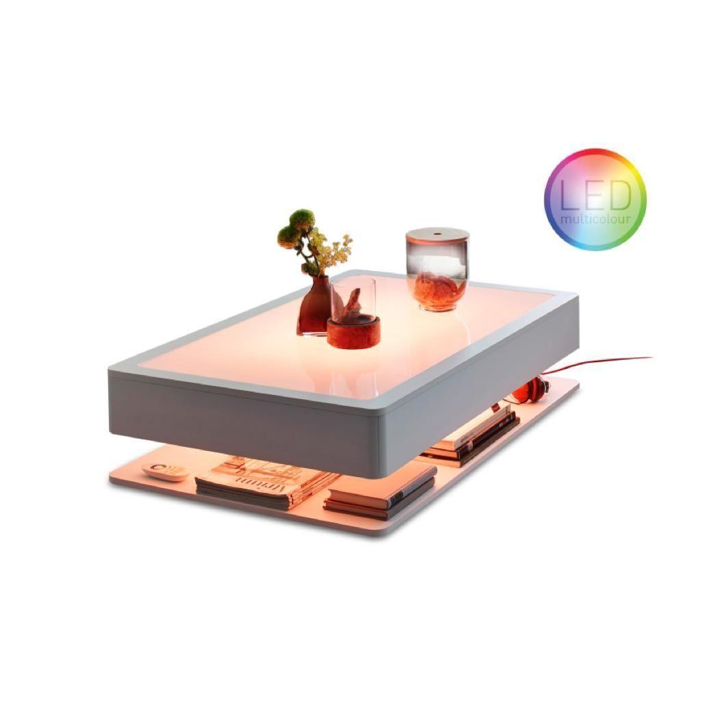 Ora HOME LED PRO Coffee Table | Moree | AmbienteDirect.com