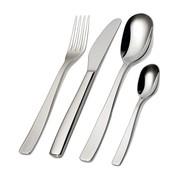 Alessi - Knifeforkspoon Cutlery Set 24 Pieces