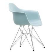 Vitra - Eames Plastic Armchair DAR Gestell verchromt