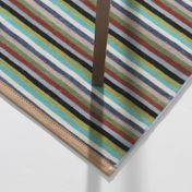 DesignHouseStockholm - Uman Teppich - multicolour/Größe 1/70cmx130cm