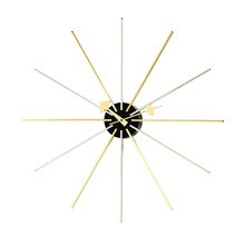 Vitra - Star Clock Nelson - Reloj de pared