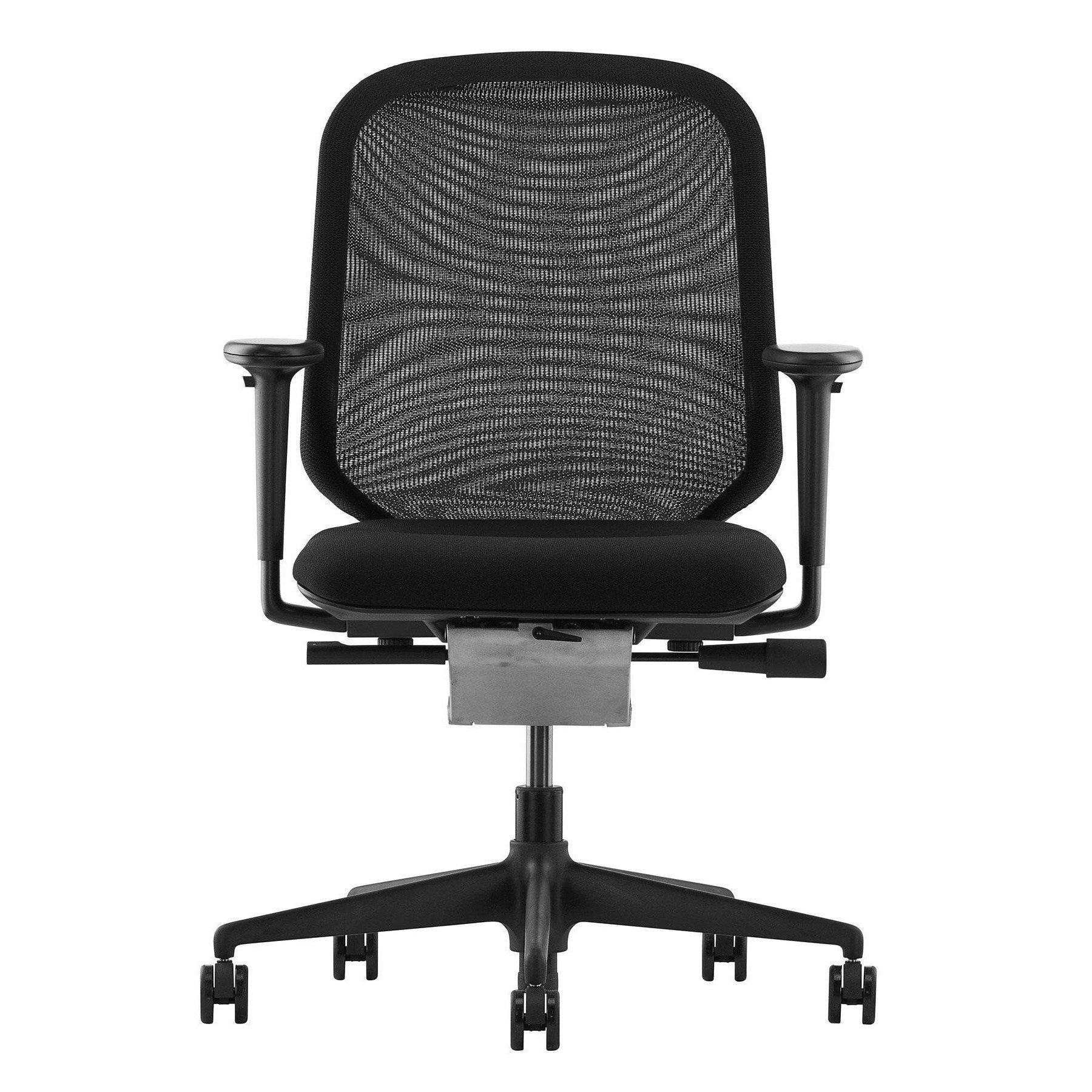 vitra medapal office chair without lumbar support ambientedirect