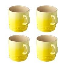 Le Creuset - Le Creuset Mug Set Of 4 0.35l