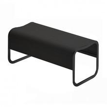 Lapalma - Za-2 Bank stapelbar Gestell schwarz