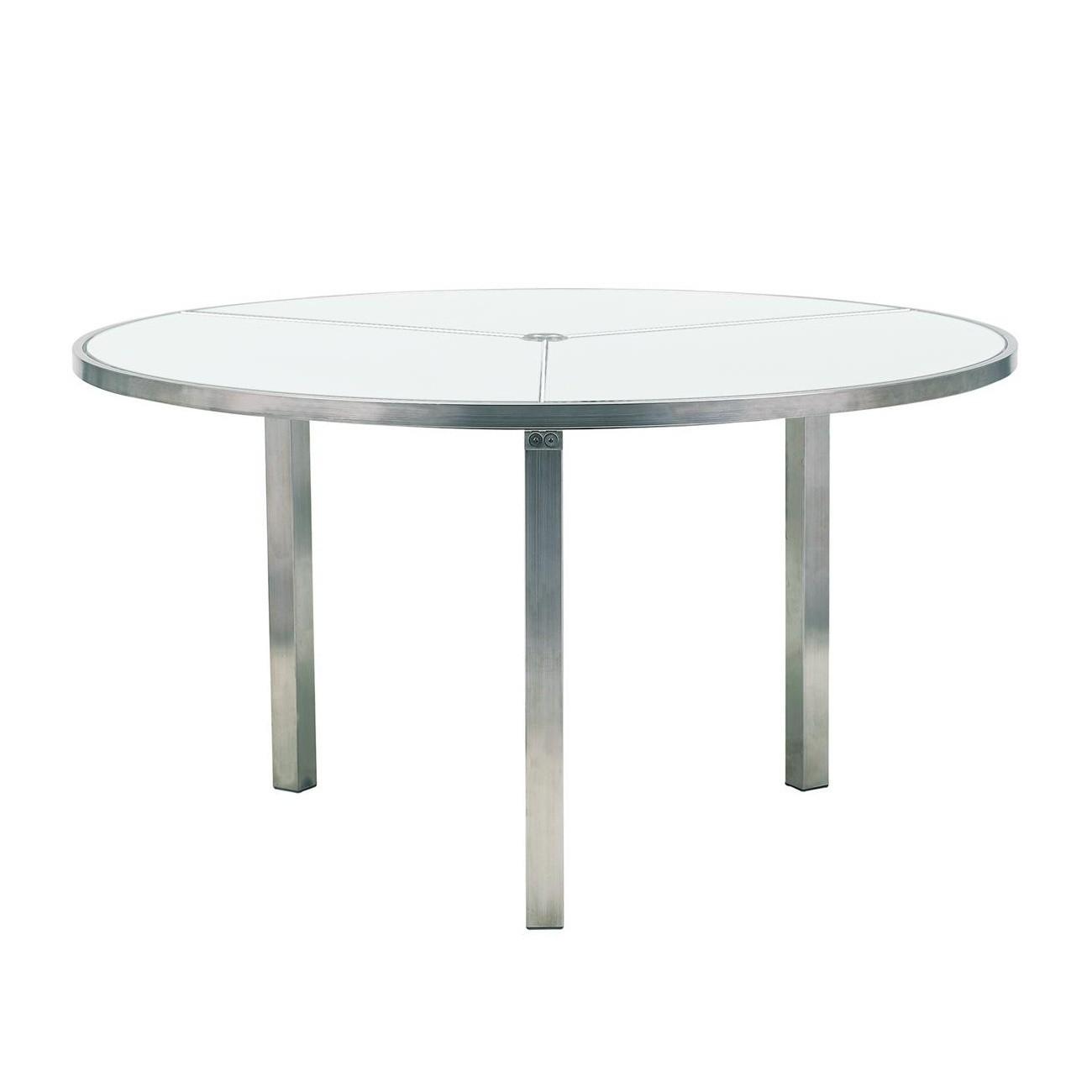 Royal Botania O-Zon - Table de Jardin ronde Ø130 | AmbienteDirect