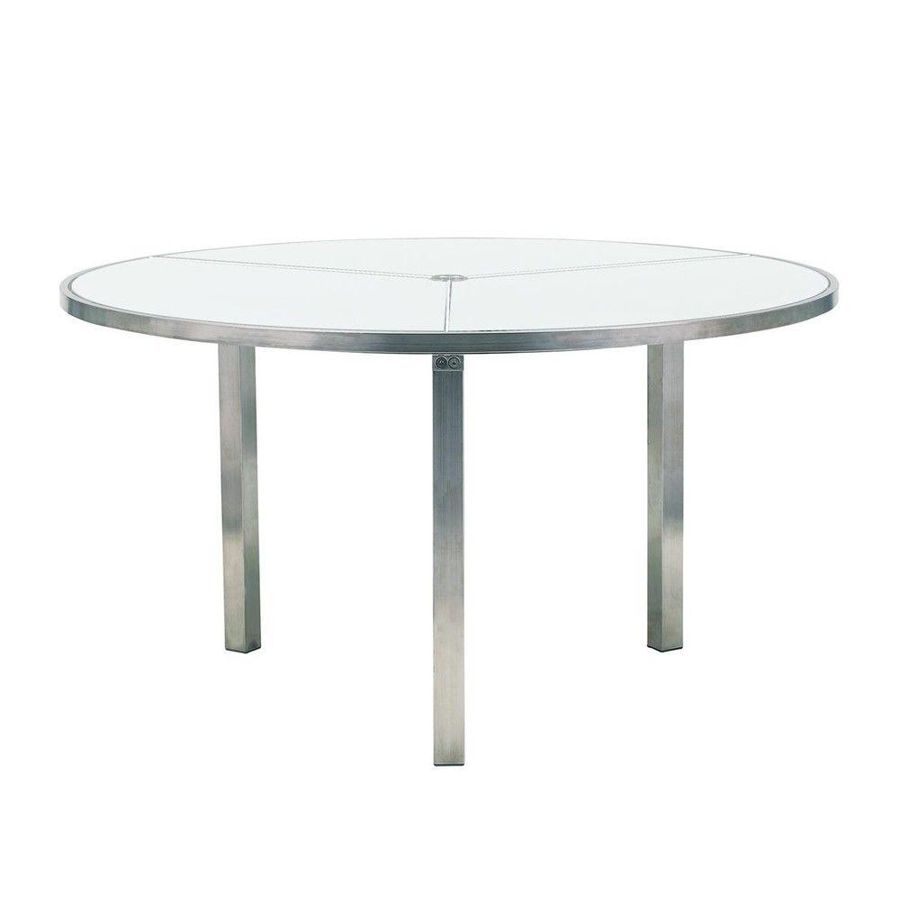 Gartentisch rund  O-Zon Gartentisch rund Ø130 | Royal Botania | AmbienteDirect.com
