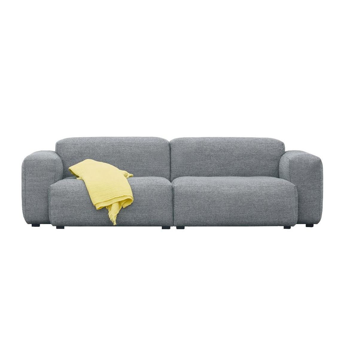 Hay Mags Soft 2 5 Seater Sofa Low
