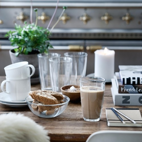 Rosendahl Design Group - Grand Cru Soft Latte Macchiato Gläserset 4tlg