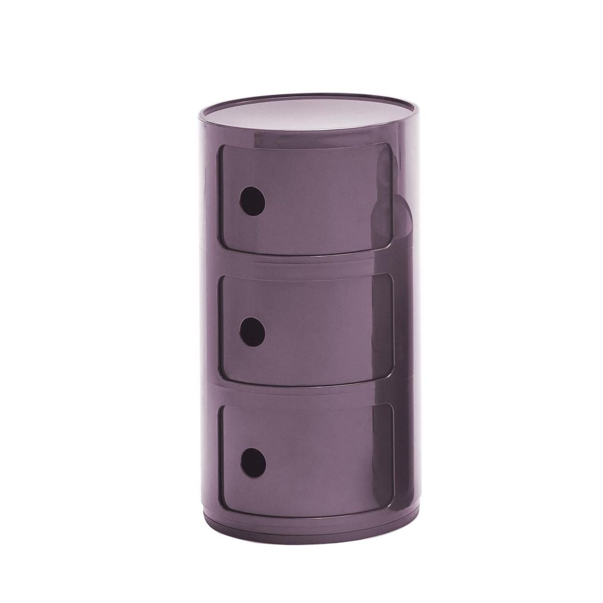 componibili  container  kartell  ambientedirectcom - kartell  componibili  container  lavenderglossy
