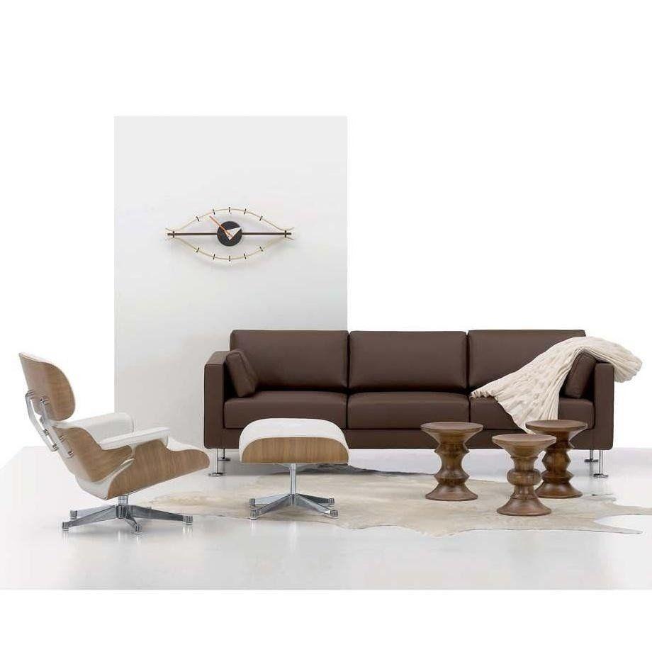 Eames Lounge Chair - Sillón & reposapiés   Vitra   AmbienteDirect.com