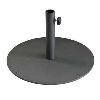 emu - Shade Schirmständer Ø 62cm - antikeisen/H 1cm, Ø 62cm