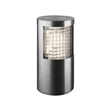 Nimbus - Hotel Aqua LED Bollard Lamp one side