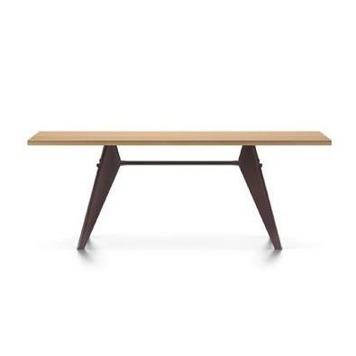 Vitra EM Table Prouvé Table   AmbienteDirect