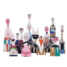 Vitra - Wooden Dolls - Houten pop