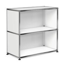 USM  Möbelbausysteme  - USM Haller Shelf With 2 Compartments