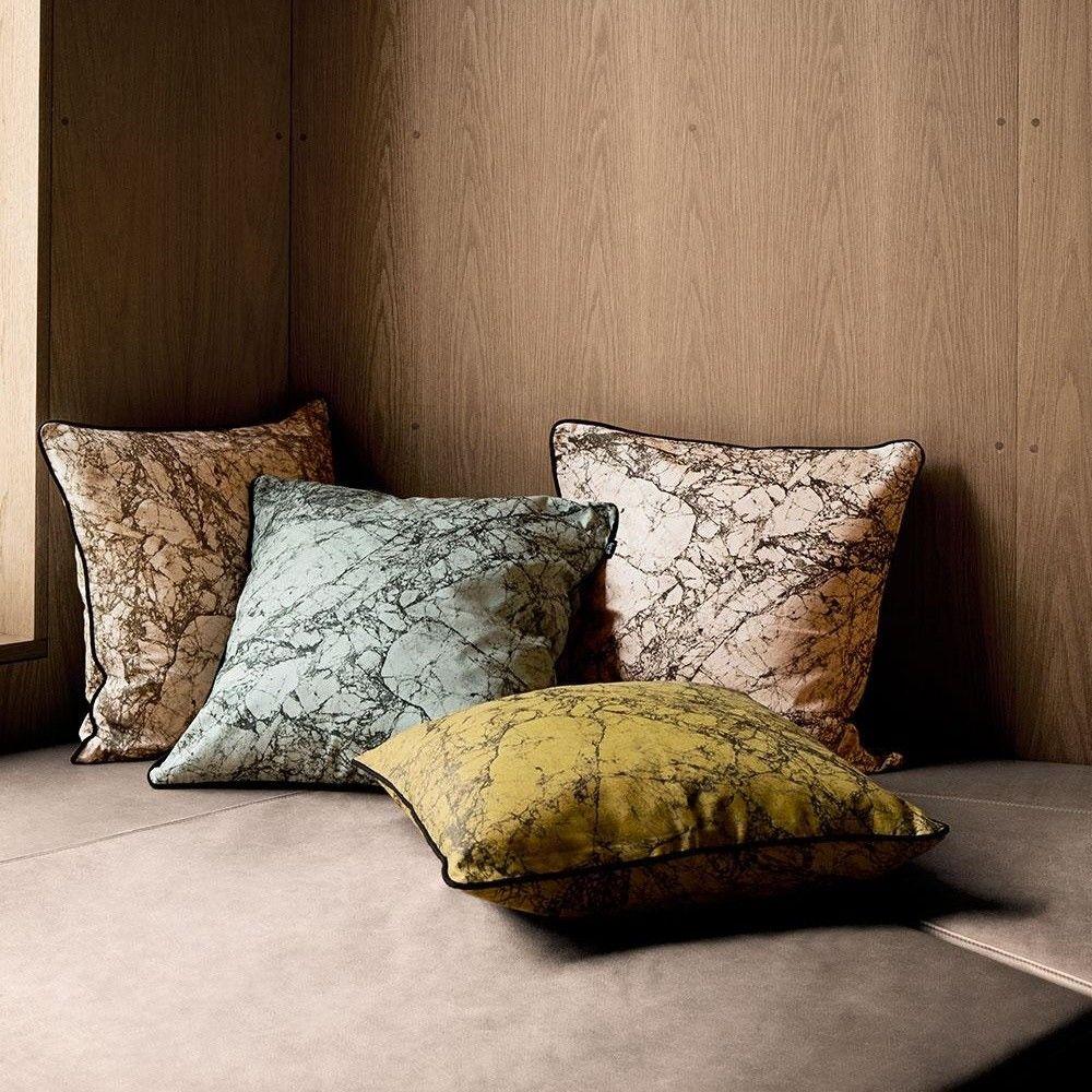 Ferm LIVING   Marble Silk Cushion